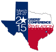 Revelation Software 2015 Users' Conference